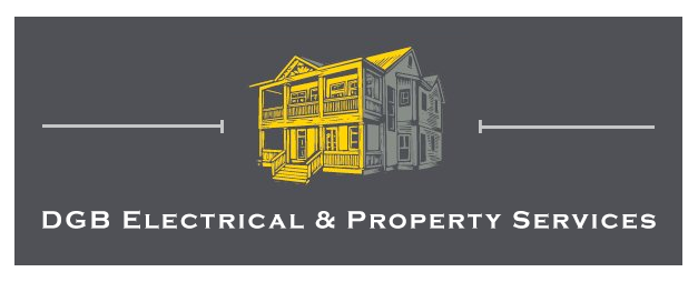 DGB Electrical & Property Services Official Logo